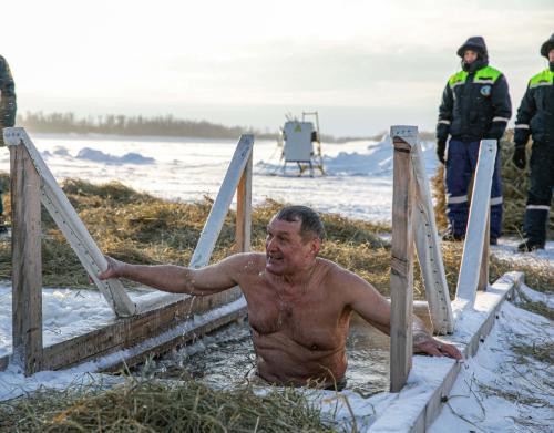 Крещение 2020 Нижневартовск