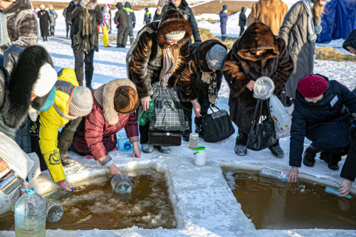 Крещение Нижневартовск 2020